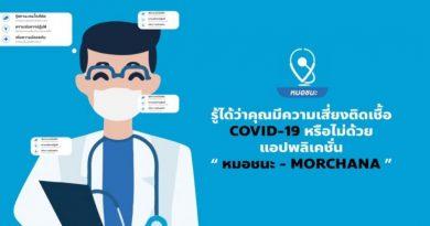 """ขอความร่วมมือติดตั้งแอปพลิเคชั่น """"หมอชนะ"""" เพื่อป้องกัน เฝ้าระวัง ระงับ ยับยั้งการแพร่ระบาดของโรคเชื้อไวรัสโคโรนา 2019 (โควิด-19) ของจังหวัดเลย"""